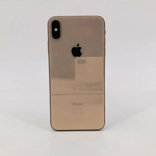 "7009_2490-600x600 Apple iPhone XS Max 64 GB Gold 6.5"" Super Retina HD (Ricondizionato)"