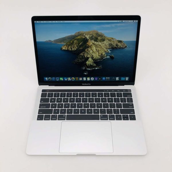"7130_3084-600x600 Apple MacBook Pro 13.3"" TouchBar Silver intel® Dual-Core i5 2.9GHz Late 2016 (Ricondizionato)"