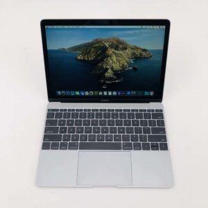 "7138_3201-300x300 Apple MacBook 12.1"" Retina Grey intel® Dual-Core i7 1.4GHz Late 2017 (Ricondizionato)"