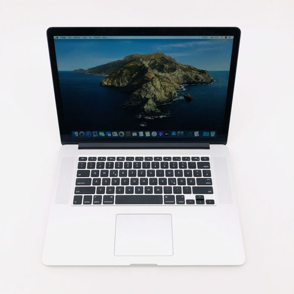 "7164_3714-600x600 Apple MacBook Pro 15.4"" Retina intel® Quad-Core i7 2.5GHz Mid 2015 (Ricondizionato)"