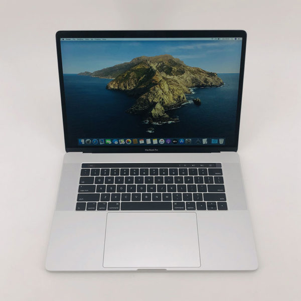 "7175_3854-600x600 Apple MacBook Pro 15.4"" TouchBar Argento intel® Quad-Core i7 2.9GHz 2016 (Ricondizionato)"