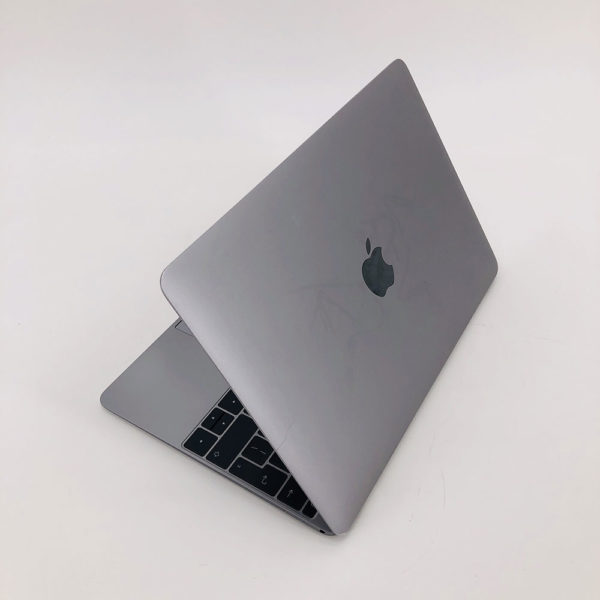 "7199_4244-600x600 Apple MacBook 12.1"" Retina Grey intel® Dual-Core M3 1.1GHz Early 2016 (Ricondizionato)"