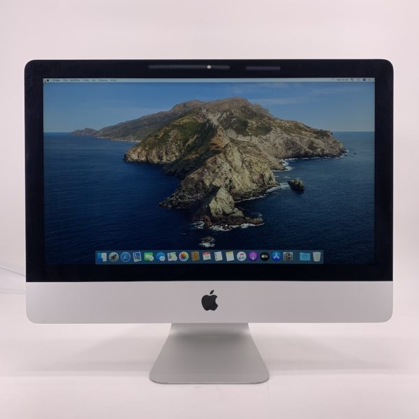 "7357_5493-600x600 Apple iMac 21.5"" Slim intel® Dual-Core i5 1.6GHz Late 2015 (Ricondizionato)"