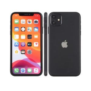 "IPHONE-11-BLACK-1024x1024-1-300x300 Apple iPhone 11 64 GB Black 5.8"" Liquid Retina HD (Ricondizionato)"