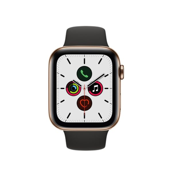 WATCH-5-gold-800x800-1-600x600 Apple Watch 44mm Alluminio Gold Serie 4 GPS (Ricondizionato)