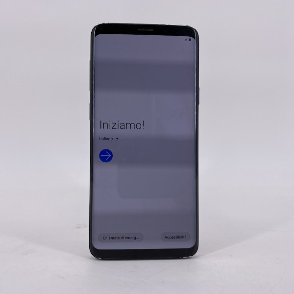 "7435_2843-600x600 Samsung Galaxy S9+ (Plus) 64 GB Black 6.2"" Super AMOLED (Ricondizionato)"