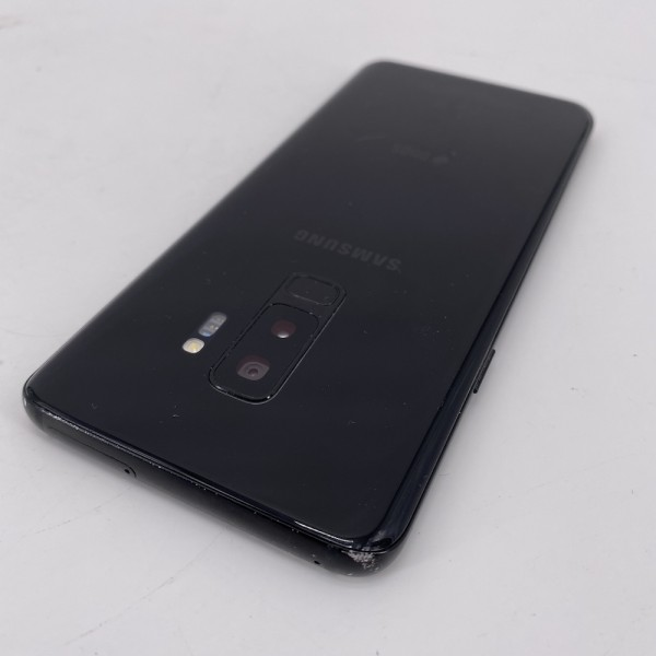 "7435_9190-600x600 Samsung Galaxy S9+ (Plus) 64 GB Black 6.2"" Super AMOLED (Ricondizionato)"