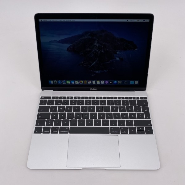 "7447_2644-600x600 Apple MacBook 12.1"" Retina Silver intel® Core M 1.1GHz Early 2015 (Ricondizionato)"