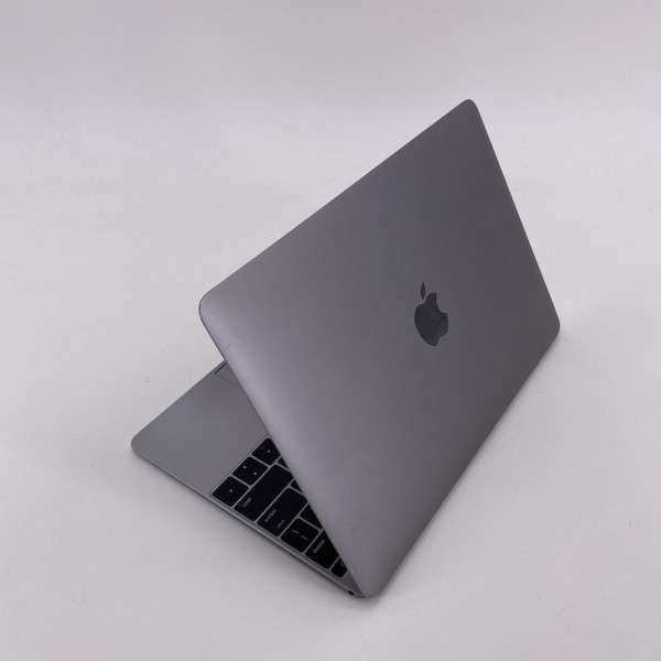 "7536_1110-600x600 Apple MacBook 12.1"" Retina Grey intel® Dual-Core M3 1.1GHz Early 2016 (Ricondizionato)"