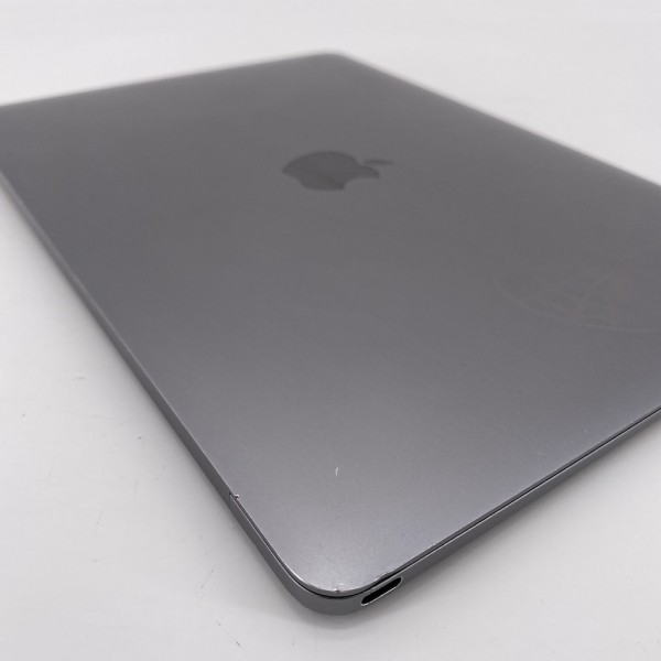 "7536_1116-600x600 Apple MacBook 12.1"" Retina Grey intel® Dual-Core M3 1.1GHz Early 2016 (Ricondizionato)"
