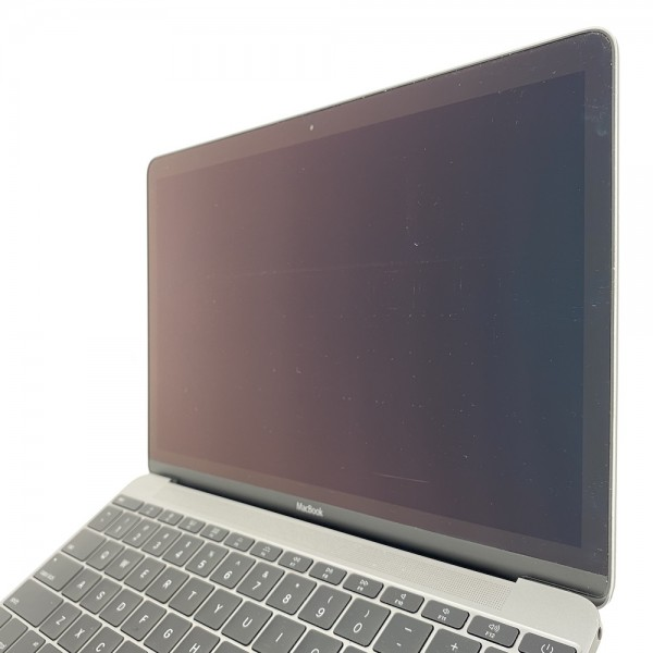 "7536_1117-600x600 Apple MacBook 12.1"" Retina Grey intel® Dual-Core M3 1.1GHz Early 2016 (Ricondizionato)"