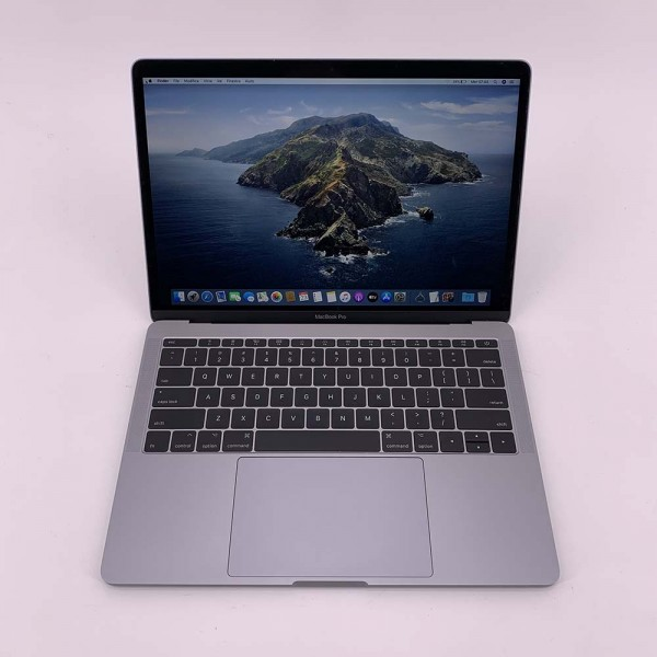 "7550_5146-600x600 Apple MacBook Pro 13.3"" Retina Space Grey intel® Dual-Core i5 2.3GHz Late 2017 (Ricondizionato)"
