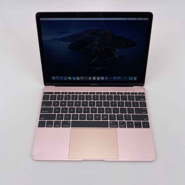"7559_1291-600x600 Apple MacBook 12.1"" Retina Rose Gold intel® Dual-Core M3 1.1GHz Early 2016 (Ricondizionato)"