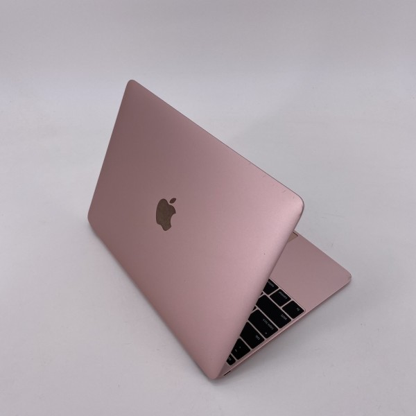 "7559_1292-600x600 Apple MacBook 12.1"" Retina Rose Gold intel® Dual-Core M3 1.1GHz Early 2016 (Ricondizionato)"