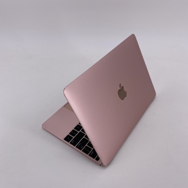 "7559_1293-600x600 Apple MacBook 12.1"" Retina Rose Gold intel® Dual-Core M3 1.1GHz Early 2016 (Ricondizionato)"