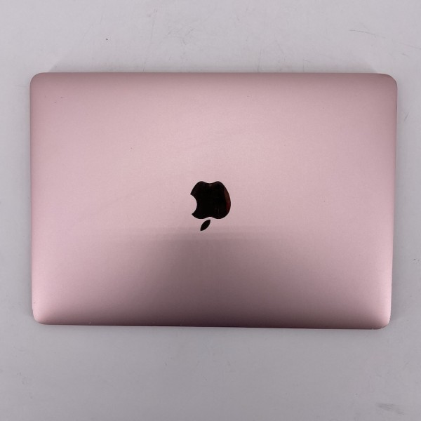 "7559_1294-600x600 Apple MacBook 12.1"" Retina Rose Gold intel® Dual-Core M3 1.1GHz Early 2016 (Ricondizionato)"