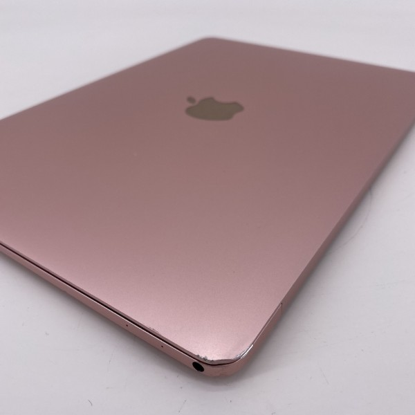 "7559_1296-600x600 Apple MacBook 12.1"" Retina Rose Gold intel® Dual-Core M3 1.1GHz Early 2016 (Ricondizionato)"