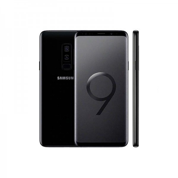 "S9PLUS-NERO-600x600 Samsung Galaxy S9+ (Plus) 64 GB Black 6.2"" Super AMOLED (Ricondizionato)"