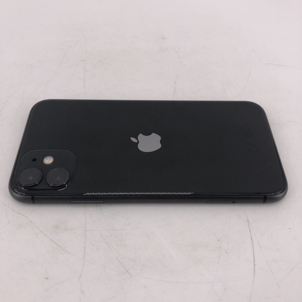 "7937_2385-600x600 Apple iPhone 11 256 GB Black 6.1"" Liquid Retina HD (Ricondizionato)"