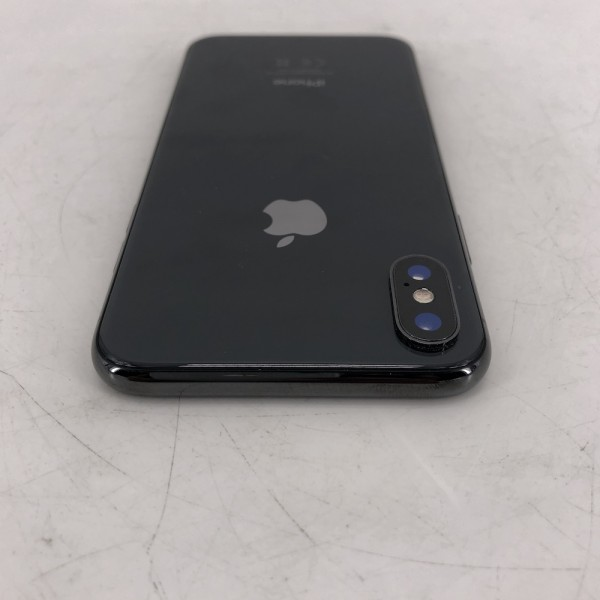 "7943_2433-600x600 Apple iPhone X 256 GB Grey 5.8"" Super Retina HD (Ricondizionato)"