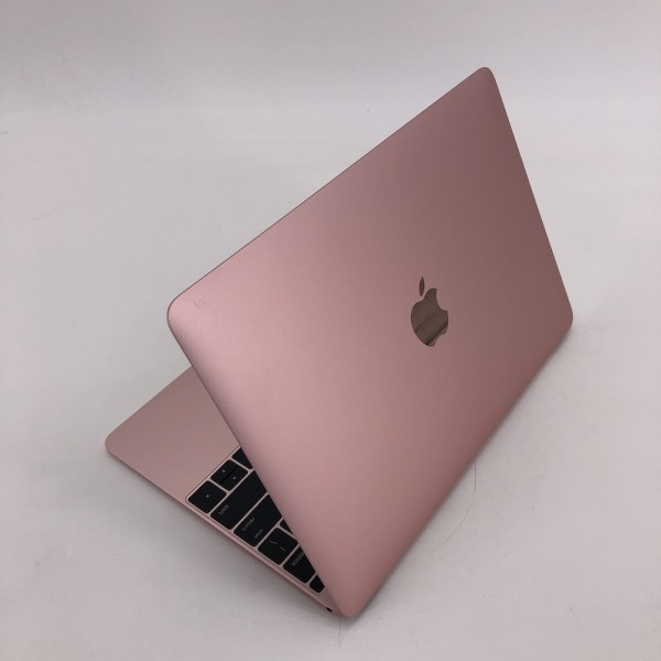 "8108_3750-600x600 Apple MacBook 12.1"" Retina Rose Gold intel® Dual-Core M3 1.1GHz Early 2016 (Ricondizionato)"