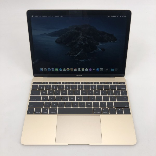 "8111_3761-600x600 Apple MacBook 12.1"" Retina Gold intel® Dual-Core M5 1.2GHz Early 2016 (Ricondizionato)"