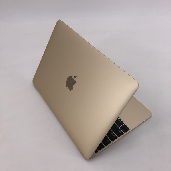 "8111_3762-600x600 Apple MacBook 12.1"" Retina Gold intel® Dual-Core M5 1.2GHz Early 2016 (Ricondizionato)"