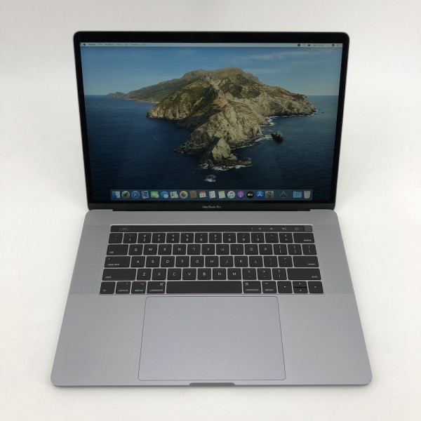 "8141_3987-600x600 Apple MacBook Pro 15.4"" TouchBar Space Grey intel® Quad-Core i7 2.8GHz 2017 (Ricondizionato)"