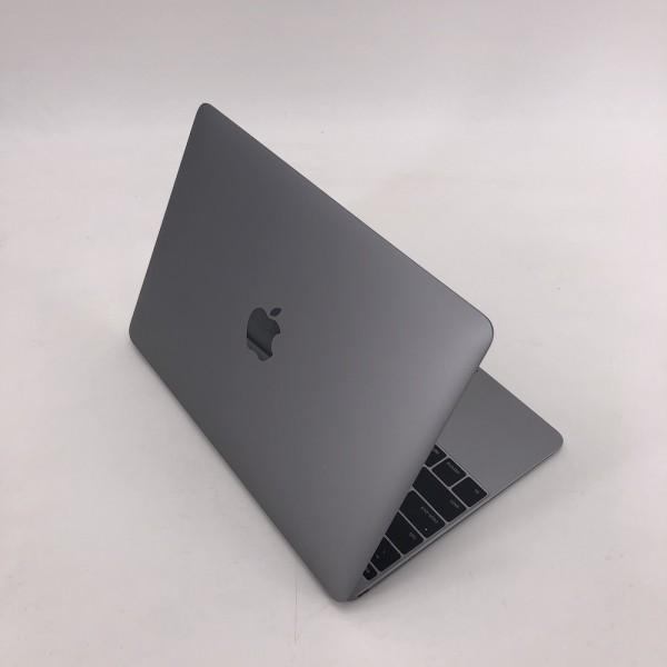 "8142_3998-600x600 Apple MacBook 12.1"" Retina Grey intel® Dual-Core M7 1.3GHz Early 2016 (Ricondizionato)"