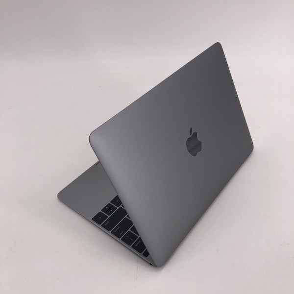 "8142_3999-600x600 Apple MacBook 12.1"" Retina Grey intel® Dual-Core M7 1.3GHz Early 2016 (Ricondizionato)"