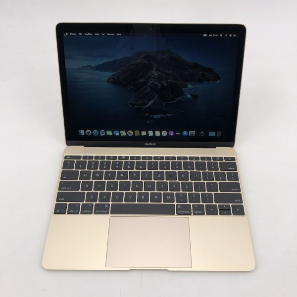 "8170_4208-600x600 Apple MacBook 12.1"" Retina Oro intel® Dual-Core i7 1.4GHz Late 2017 (Ricondizionato)"