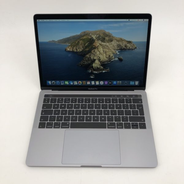 "8187_4310-600x600 Apple MacBook Pro 13.3"" TouchBar Grigio Siderale intel® Quad-Core i5 2.4GHz 2019 (Ricondizionato)"