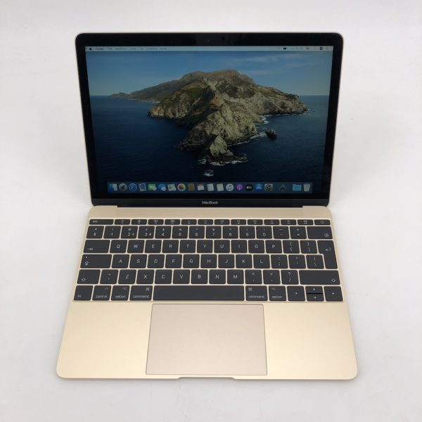 "8190_4350-600x600 Apple MacBook 12.1"" Retina Oro intel® Dual-Core M3 1.2GHz 2017 (Ricondizionato)"