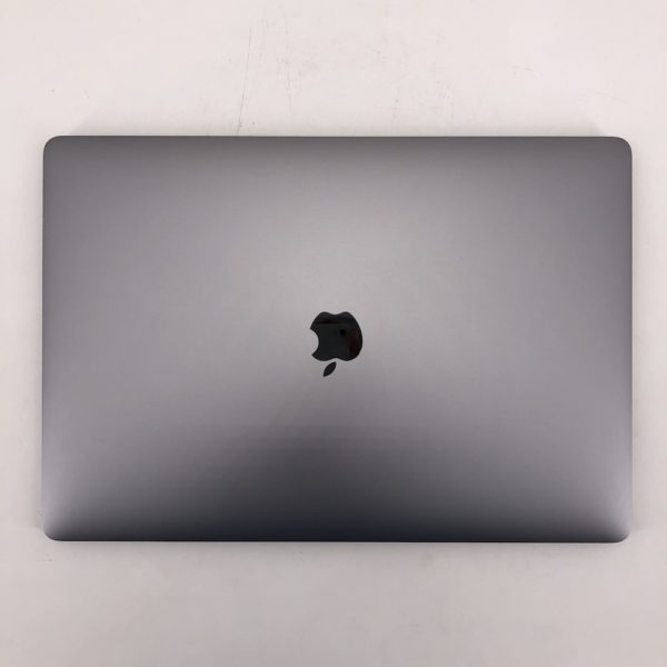 "8210_4464-600x600 Apple MacBook Pro 15.4"" Retina TouchBar Grigio Siderale intel® Six-Core i7 2.6GHz 2019 (Ricondizionato)"