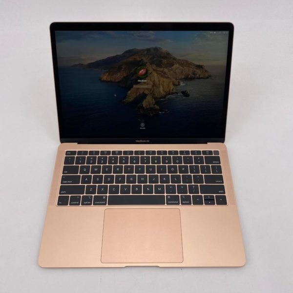 "8221-34341-600x600 Apple MacBook Air 13.3"" Retina Oro intel® Dual-Core i5 1.6GHz 2019 (Ricondizionato)"