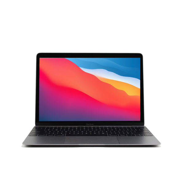 "MB12G-3-600x600 Apple MacBook 12.1"" Retina Grigio Siderale intel® Core M 1.2GHz Early 2015 (Ricondizionato)"