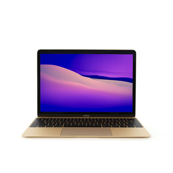 "MB12O-1-600x600 Apple MacBook 12.1"" Retina Oro intel® Dual-Core i7 1.4GHz Late 2017 (Ricondizionato)"