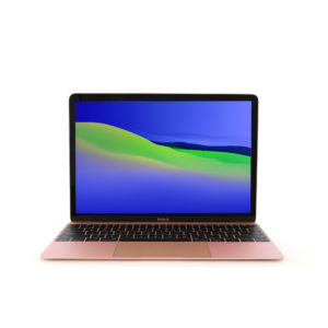 "MB12R-2-300x300 Apple MacBook 12.1"" Retina Oro Rosa intel® Dual-Core i5 1.3GHz Late 2017 (Ricondizionato)"