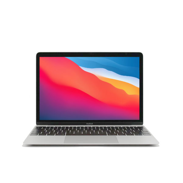 "MB12S-3-600x600 Apple MacBook 12.1"" Retina Argento intel® Dual-Core i7 1.4GHz Late 2017 (Ricondizionato)"