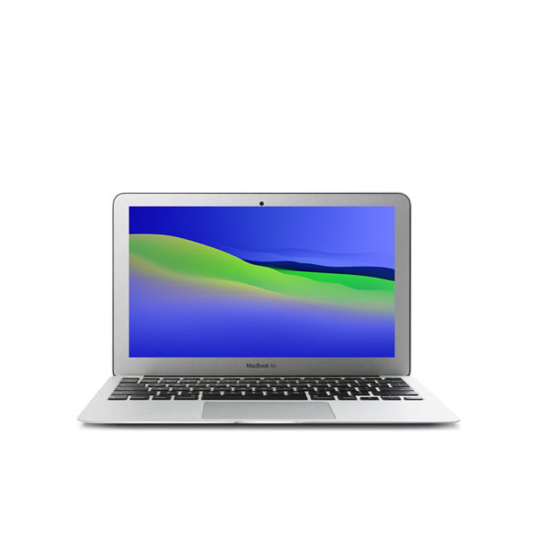 "MBA11-2-600x600 Apple MacBook Air 11.6"" intel® Dual-Core i5 1.4GHz Early 2014 (Ricondizionato)"