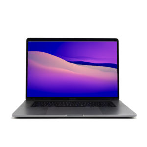 "MBPRT15G-1-300x300 Apple MacBook Pro 15.4"" Retina TouchBar Grigio Siderale intel® Six-Core i7 2.6GHz 2019 (Ricondizionato)"