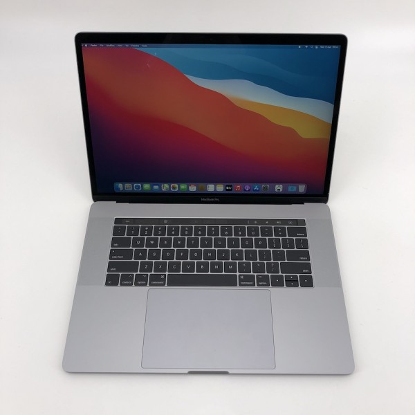 "8974_9879-600x600 Apple MacBook Pro 15.4"" TouchBar Grigio Siderale intel® Quad-Core i7 2.9GHz 2017 (Ricondizionato)"