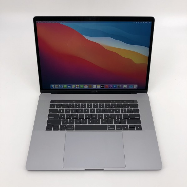"8982_9946-600x600 Apple MacBook Pro 15.4"" TouchBar Grigio Siderale intel® Quad-Core i7 2.8GHz 2017 (Ricondizionato)"